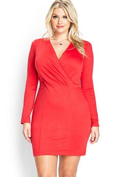 forever-21-red-draped-surplice-bodycon-dress-product-1-19473252-1-180387861-normal