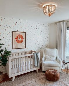 One of the top must-haves for any nursery is a dimmable light switch! This is something I didn't really think about as a first time mom… Baby Boy Rooms, Baby Bedroom, Baby Room Decor, Nursery Room, Girl Nursery, Nursery Decor, Nursery Ideas, Sky Nursery, Kids Rooms