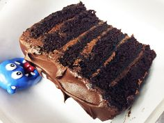 Now go and get some cake, you look too thing girl. Thick piece of chocolate cake is the best diet especially when its super rich Chocolate Cake from Susie Cakes Shop in San Carlos, a suburb of San Francisco. Read full review...