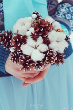 Unusual wedding bouquets