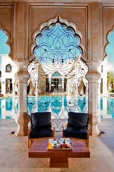 Palais Namaskar in Morocco ~ will make you feel like incognito royalty
