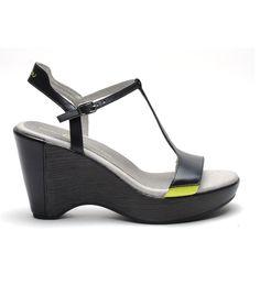 Glamour - Black - Dressy - Sandals - Women's
