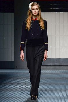 Gucci Fall 2015 Ready-to-Wear - Collection - Gallery - Style.com
