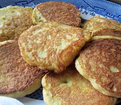 The BEST EVER Coconut Flour Pancakes ~ S {GAPS, SCD, Paleo, Sugar Free, Trim Healthy Mama}