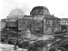 Gertrude Bell, Diyarbakir, Amida, Citadel Church, now Mosque, 1911