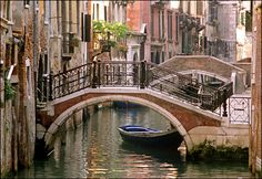 Image result for venice canals and bridges