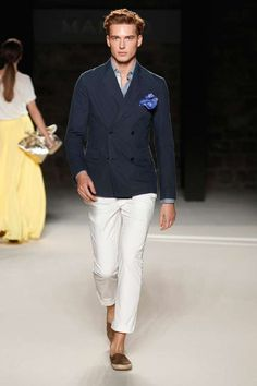 Preppy Pretty Boy Runways - The Mango Fall/Winter 2012 Collection Modernizes Classic Styles (GALLERY)