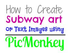 Computer tips on pinterest microsoft word how to make labels and chevron templates for Subway art template microsoft word