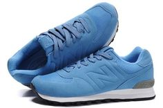 New Balance 574 Sonic MS574GB blau grau Trainer