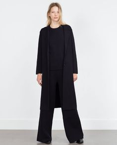 Image 1 of KNITTED TROUSERS from Zara
