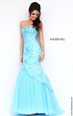 Sherri Hill 32237 Dress - MissesDressy.com