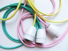 pastel cords