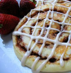 Jan CAN Cook: Cinnamon Roll Pancakes from Big Red Kitchen