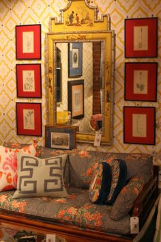 Chinoiserie is a classic - The Curated House - High Point Market - Madcap Cottage