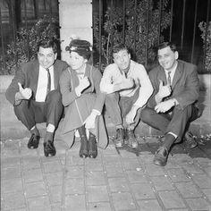 So cool: Sherman brothers, Julie Andrews, Dick Van Dyke