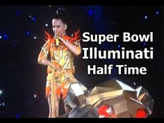 Katy Perry Super Bowl Illuminati Bisexual Halftime Show Review