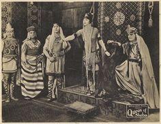 Betty Blythe, Queen of Sheba (1921)
