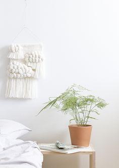 dadaa / cloud series / wall rug / wall hanging / home / interiors / bedroom