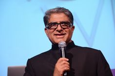 Scientist: Why Deepak Chopra is driving me crazy - The Washington Post