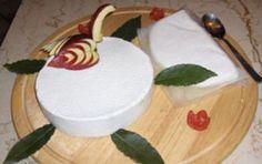 Giuncata o primo sale con il Bimby - Ricetta per preparare la giucata o primo sale con il Bimby, un formaggio morbido dal sapore dolce.