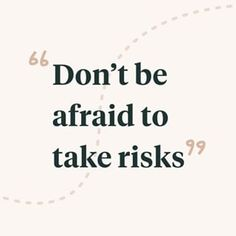 What's the biggest risk you've taken? Comment below 👇 Start Up Business, Online Business, Gangster Quotes, Take Risks, Dont Be Afraid, Be Your Own Boss, Food For Thought, Thoughts, Photo And Video