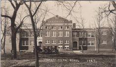 Old Chetopa School