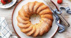 Vegansk sockerkaka - Vegomagasinet Aquafaba, Bagel, Plant Based, Tart, Sweet Treats, Bread, Snacks, Baking, My Favorite Things