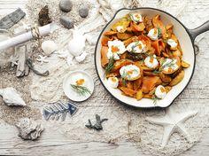 lock.stoff - photographie — Smoked Wild Salon with Rosemary Potatoes,...