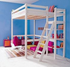 Peque Mundo - Diseño de Muebles Infantles
