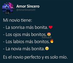Amor Quotes, Love Quotes, Cute Relationships, Relationship Goals, Sad Love, Love You, Cute Spanish Quotes, Mean Girl Quotes, I Love My Hubby