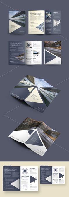 Social Media Proposal Brochure Templates Pinterest Proposal