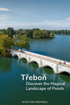 Třeboň pond system - Discover the magical landscape of ponds, floodplain forests, renaissance cities and great fish dishes! European Countries, 12th Century, Fish Dishes, Czech Republic, Prague, Travel Tips, Landscape, Country, Forests