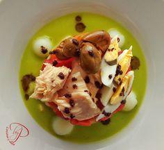 Cocina y más ...: Mi Ensalada Aragonesa