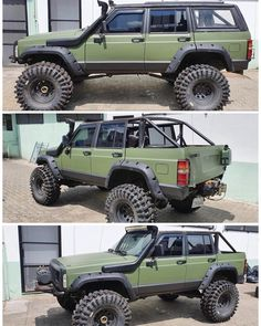 Lifted Jeep Cherokee, Jeep Grand Cherokee Zj, Truck Flatbeds, Trucks, Jeep Wk, Jeep Xj Mods, Old Jeep, Bug Out Vehicle, Custom Jeep