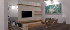 Living room by Camila Gogoni Arquitetura e Interiores http://camilagogoni.wix.com/camilagogoni