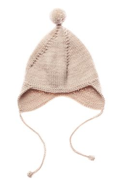 Pointy Peak Hat // Misha and Puff
