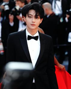 """""""Z.TAO looking stunning at the Cannes Film Festival Red Carpet Luhan, Tao Exo, Park Chanyeol, Kris Exo, Qingdao, Rapper, Huang Zi Tao, Xiuchen, Kung Fu Panda"""