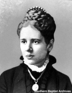 Annie Walker Armstrong was born inBaltimore, MD onJuly 11, 1850. She was the daughter of James D. and Mary (Walker) Armstrong.    Shewasthe...