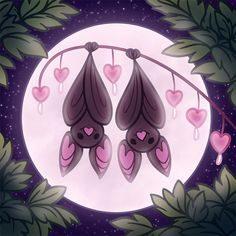 Lovebats by Doomed-Dreamer