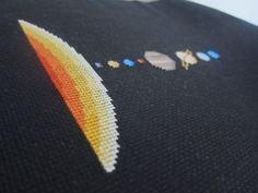 Solar System Cross Stitch