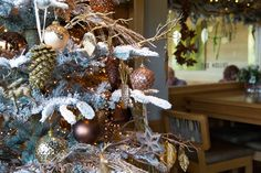 Christmas in The Coffee Shop at Little Budworth