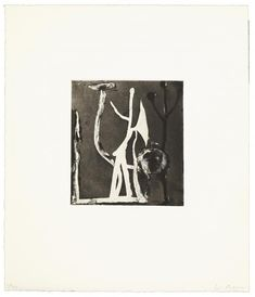 Fifty Etchings by Christopher Le Brun - Paragon Etchings, Contemporary, Brown