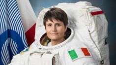 Space in Images - 2014 - 02 - ESA astronaut Samantha Cristoforetti ~ celebrating March ~ Women's History Month