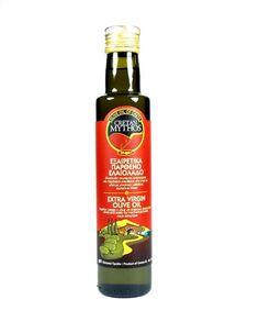 """Zum Probieren!  Das """"normale"""" Olivenöl von Cretan Mythos liegt harmonisch-weich auf der Zunge, gedämpfter Oliven-Duft und hat einen fruchtig-süßlicher Geschmack.  Cretan Mythos Olivenöl Extra Nativ 750 ml http://gutesvonkreta.de/Cretan-Mythos-Extra-Nativ-250-ml-Olivenoel"""