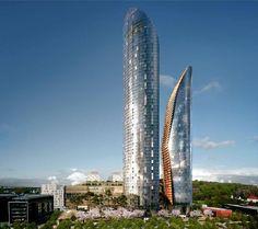 GOTHENBURG | Karlatornet | 265m | 75 fl | App - SkyscraperCity