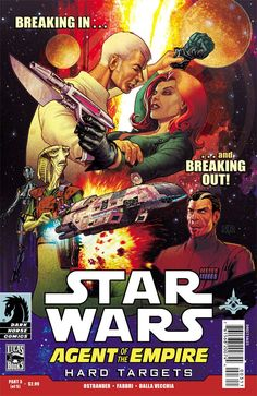 Agent of the Empire: Hard Targets 3 of 5