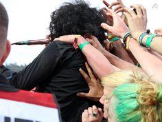 Mars Volta 22.06.2012 Hurricane Festival Scheeßel