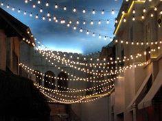 http://fashionpin1.blogspot.com - outdoor party lights