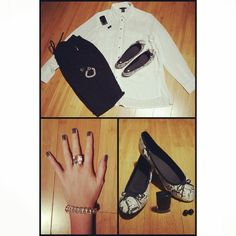 New collection 2013 #autumn black and white .
