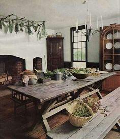 casas antigas fazenda simples cozinhas bonitas